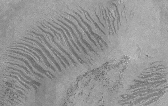 """热带奇观!埃塞俄比亚高原上岩石身披""""老虎纹"""":1000米长,15米宽"""