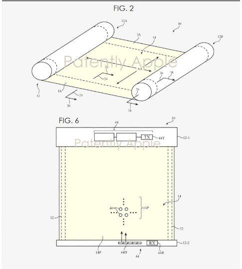 """苹果大刀阔斧增改13年前一项专利,光是""""折叠屏""""就提了不下40次!"""
