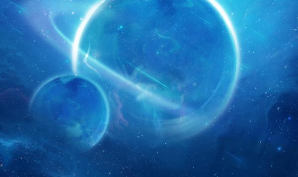 它花了130亿年才到达地球,还让天文学家发现了比太阳大3亿倍的黑洞
