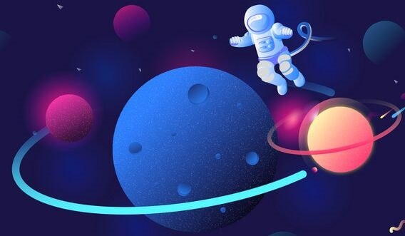 可弯曲时空连续体!科学家开发出一种驱动器模型,宇宙飞船乘客能打破光速障碍