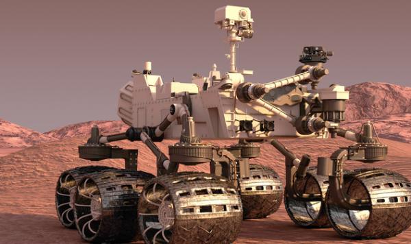 首次!NASA发布来自火星的声音:高能激光击碎火星岩石瞬间发出清晰撞击声