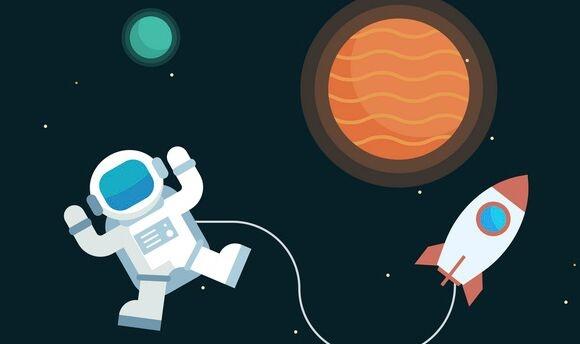 太空飞行健康问题不容忽视,微重力环境下改变人体肠道细胞分子结构