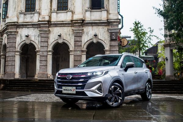 传祺GS3 POWER新增两款入门版车型 价格更加实惠