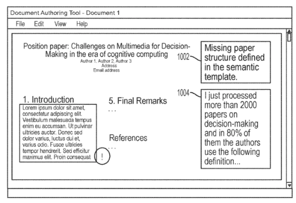 """IBM公布""""智能写作""""专利,全方位解析个人写作偏好"""