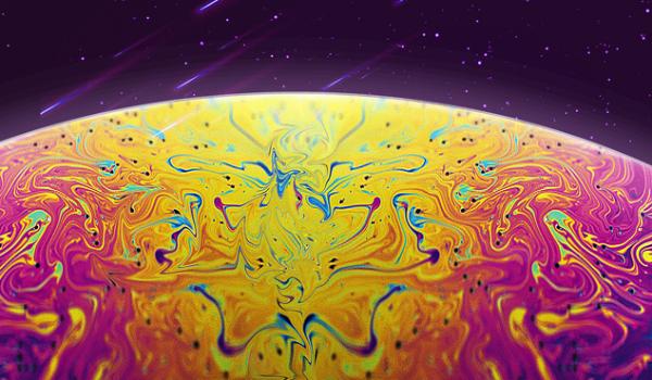 在现场!哈勃首次观测系外行星的大气形成过程