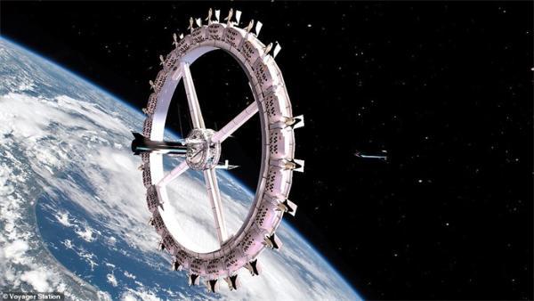 世界上第一个太空旅馆将于2025年开始建设:在低地球轨道运行 或者成为太空中最乌西佐的物体