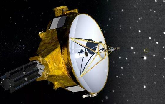 "NASA""新视野""将在周日达到50个天文单位 6.5小时内收到信息"