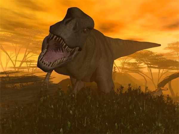 你知道曾经有多少只霸王龙生活在地球上吗?答案是25亿!