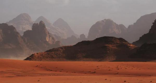 火星上发现了新型古湖:或由冰川塑造而成,证明该星球早期寒冷多冰