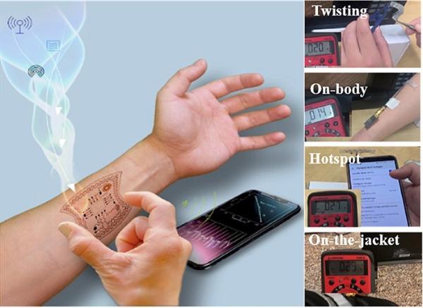 智能手表总是需要充电?科学家甚至可以在它停留的时候给它充电