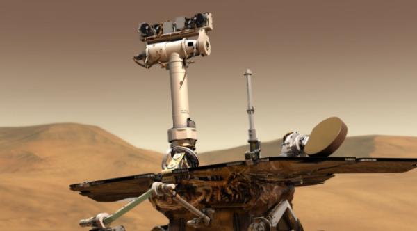 """首次火星起飞在即!NASA直升机藏在""""毅力号""""肚子里做最后准备"""