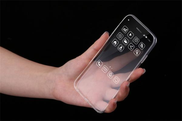 透明手机离我们还有多远?