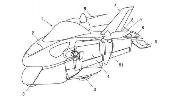 Subaru准备造飞行摩托车,你愿意坐后座吗?