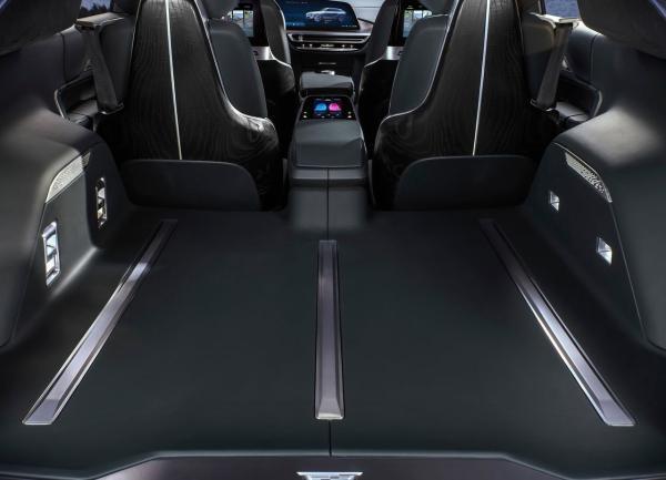 凯迪拉克纯电概念车LYRIQ将于上海车展全球首秀