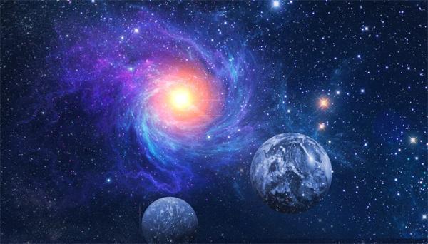"""惊艳!哈勃在合并星系中发现了双类星体,由相互""""纠缠""""的双黑洞系统形成"""
