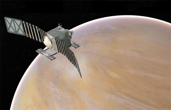 360°纵向延伸!帕克太阳探测器首次观测到完整的金星轨道尘埃环