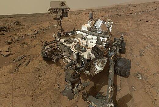 """30亿年前火星变成""""沙漠星球"""",曾长时间旱季雨季交替出现"""