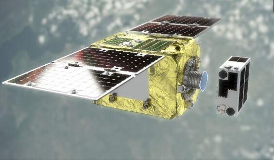 首个商业太空垃圾清理卫星成功上天,日本又抢占先机!