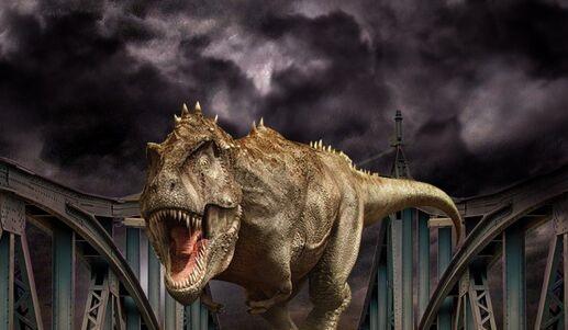 智利科学家发现行走在恐龙中间的类臭鼬动物:长着五颗牙齿