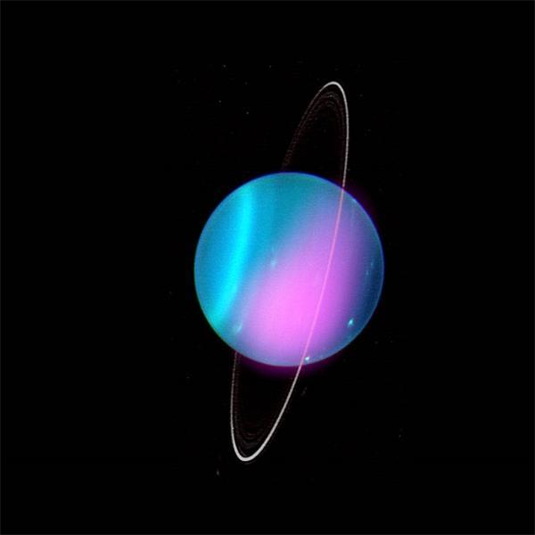 """您有一封来自天王星的""""信"""""""