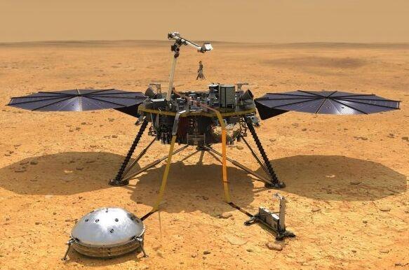 NASA Insight又探测到两次火星地震:信号强而清晰!