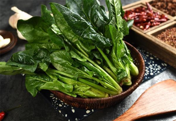"""有益!研究表明:菠菜对肠道健康有重大影响,但过量可能会""""中毒"""""""