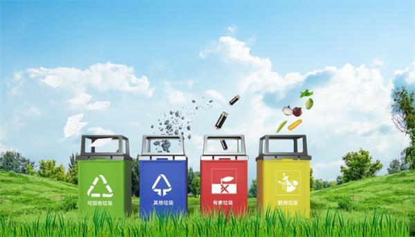 强!小学生用编程设计出智能分类垃圾箱,说出垃圾名桶盖自动开
