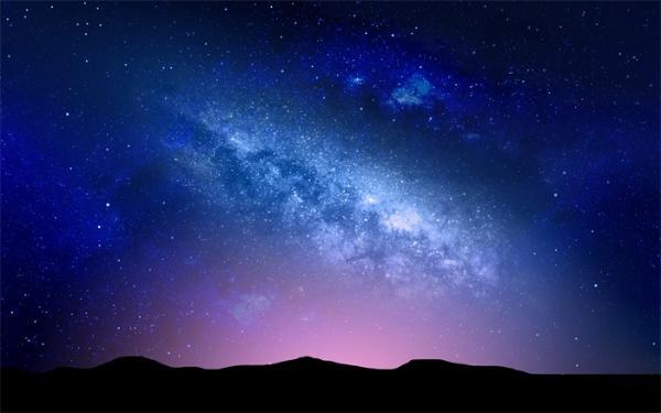 罕见!天文学家发现一个隐秘的银河系结构:挤满大量年轻的炽热蓝星