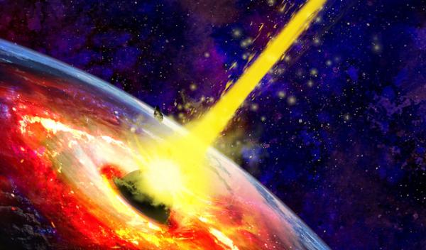 """小行星本周""""撞""""地球!NASA开展行星防御计划首次测试任务"""