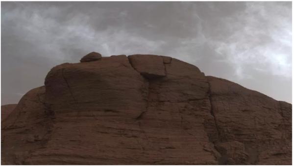 """太美了!NASA""""好奇号""""发现火星奇特绚丽云彩,有点像地球的""""珠母云"""""""
