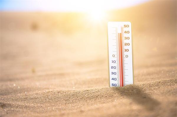 """加热!加州死亡谷不是世界""""热极"""" 这两个地方的极端温度超过80°c"""