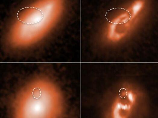 哈勃追踪到星系旋臂快速射电暴:解开身世之谜,或源于宇宙最强磁铁爆发