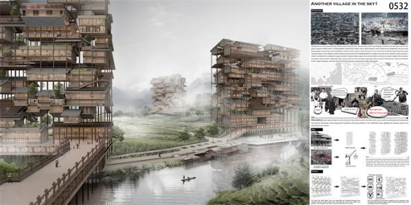 会呼吸的摩天大楼在纽约市拔地而起?eVolo摩天大楼竞赛结果公布!