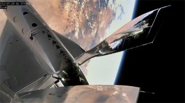 两年内首次!维珍银河VSS Unity飞船成功试飞,创始人将于年内搭乘