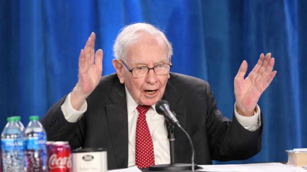 """巴菲特2021股东大会建议投资指数基金,比特币""""让人恶心"""""""