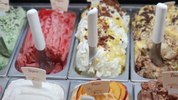 戴不了黄金面具?来试吃三星堆的面具冰淇淋吧,抹茶巧克力两味任选