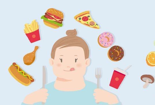 """小长假或导致""""渐进式肥胖"""" 赘肉甚至在假期结束6周后还顽固存在"""