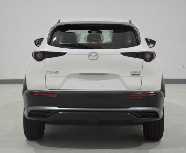 马自达CX-30 EV申报信息曝光 或将于今年内上市