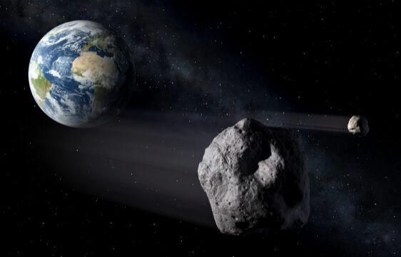 小行星撞地球能躲过吗?NASA模拟演习:提前6个月准备,眼睁睁撞向东欧