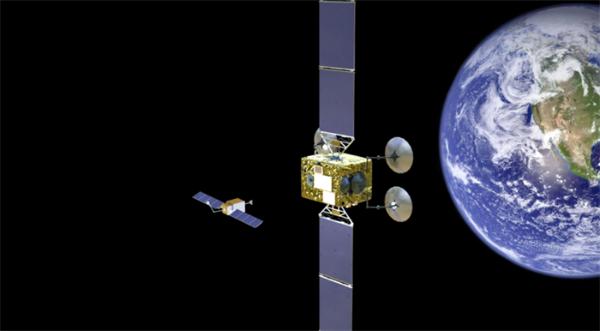 """航天公司""""海星""""准备派遣""""水獭""""航天器进行全方位卫星服务"""