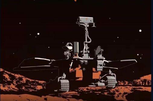 """重磅!天问一号成功着陆火星 """"祝融号""""安然挺过""""恐怖9分钟"""""""