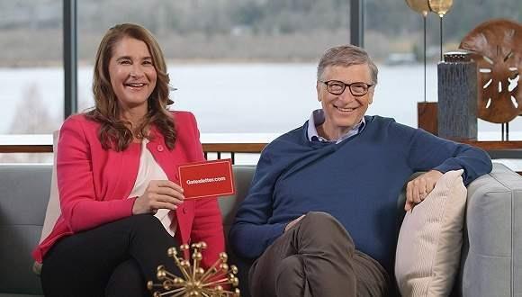 深夜炸弹!比尔·盖茨与妻子宣布离婚 男女平等、没有花边的模范夫妻也分了