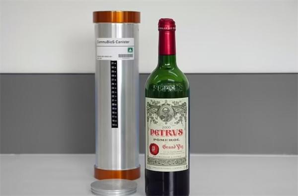 科学还是玄学?专家称上太空14个月的葡萄酒有新风味,可拍出100万美元