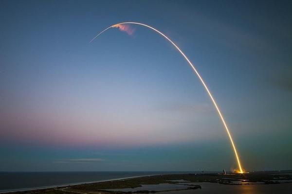 中国空间任务站第2发来了!天舟二号船箭组合体转运至发射区
