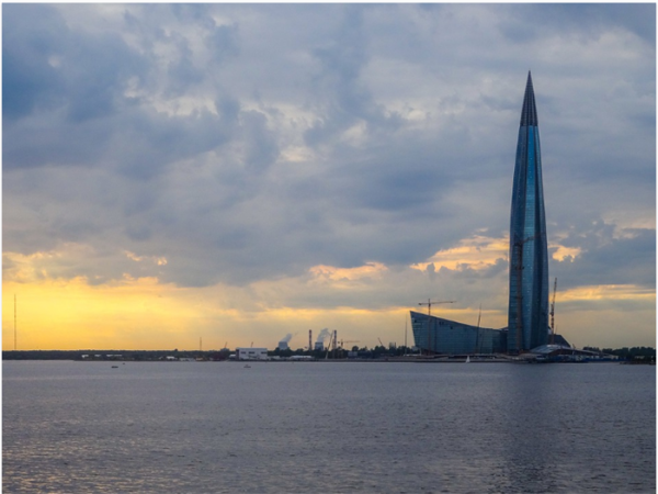 703米!俄罗斯计划建造全球第二高摩天大楼,将取代上海中心大厦