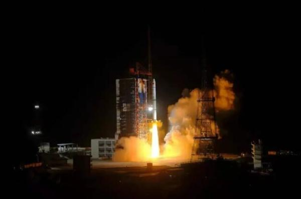 祝贺!我国成功发射遥感三十号08组卫星
