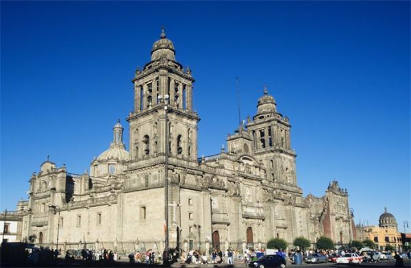 震惊!墨西哥城下沉趋势已无法挽救,每年以40厘米的速度下沉