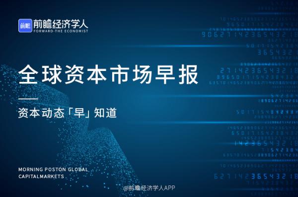 全球资本市场早报(2021/05/08):证监会回应收紧上市传闻,水滴IPO首日破发