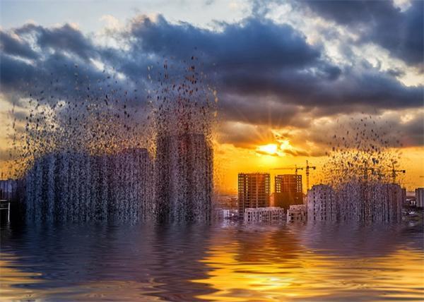 威胁超乎想象!科学家发现海啸新风险,对沿海城市造成毁灭性破坏