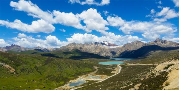 超2万平方公里!我国科学家首获青藏高原大范围湖泊实测水质数据